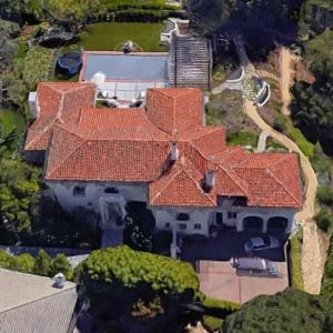 Mike Dirnt's House (Google Maps)