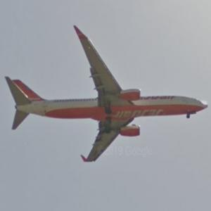 Jeju Air Boeing 737-800 (StreetView)