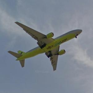 Jin Air Boeing 777-2B5(ER) [HL7734] (StreetView)