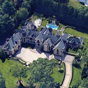 Stephen E. Sweeney's House (Google Maps)