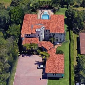 Alex Cora's House (Former) (Google Maps)