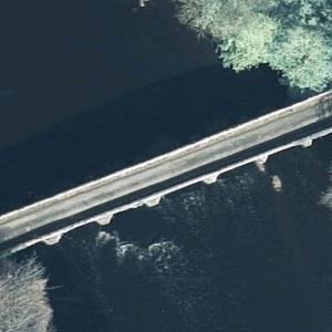 "Kingsroad Bridge (""Game of Thrones"") (Google Maps)"