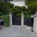 Elton John's Gate