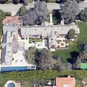 Robert Towne's House (Google Maps)