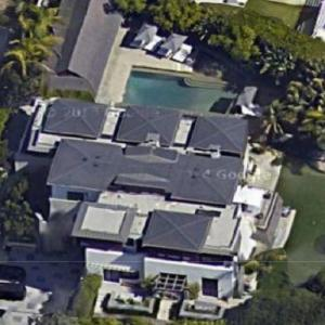 Jordan L. Kaplan's House (Google Maps)