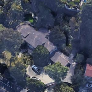 Cynthia Beck's House (Site of massive weapons seizure) (Google Maps)