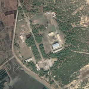 North Korean Missile Launch Site (9 MAY 2019) (Google Maps)