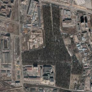 Serafimovskoe Cemetery (Google Maps)