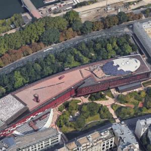 'Musee du Quai Branly' by Ateliers Jean Nouvel (Google Maps)