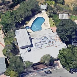 Andrew Gold's House (Former) (Google Maps)
