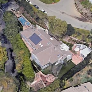 Kate Mara & Jamie Bell's House (Google Maps)