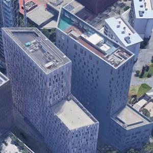 'Diagonal 197' by B720 Fermín Vázquez Arquitectos and David Chipperfield Architects (Google Maps)