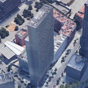 ME Barcelona Hotel (Google Maps)