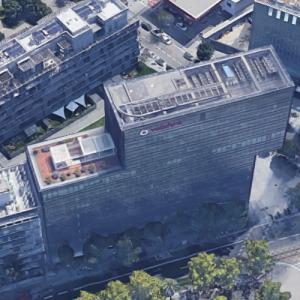 'Diagonal 123' by Dominique Perrault Architecture (Google Maps)
