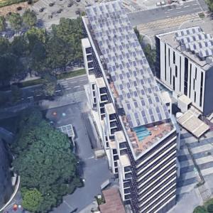 Hotel Diagonal Barcelona (Google Maps)