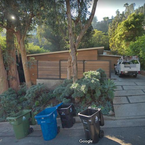 Dakota Johnson's House (StreetView)