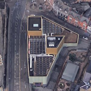 Nottingham Contemporary Arts Museum (Google Maps)
