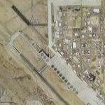 Davis-Monthan Air Force Base (Google Maps)