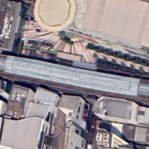Siam BTS Station (Google Maps)