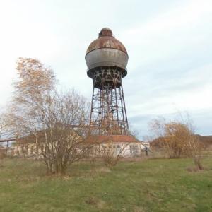 Ilsede water tower (StreetView)