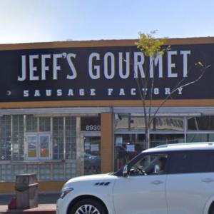 Jeff's Gourmet Sausage Factory (StreetView)