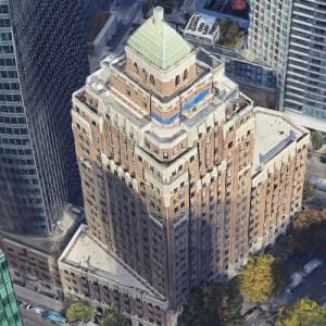 Marine Building (Google Maps)