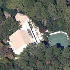 Bart Starr's House (Deceased) (Google Maps)