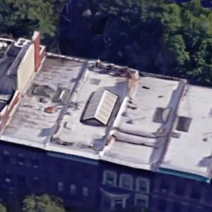 Jessica Chastain's House (Google Maps)