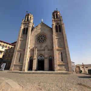 Immaculate Conception Cathedral, Antananarivo (StreetView)