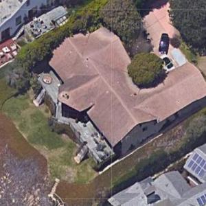 Arnold Klein's House (Google Maps)