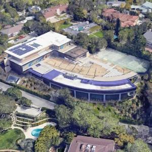 Undisclosed Saudi Prince's House (Google Maps)