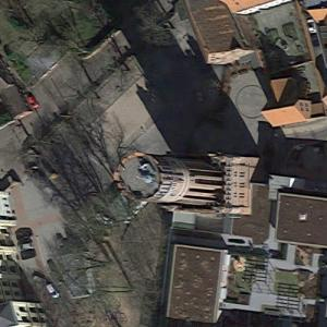 Luneburg water tower (Google Maps)