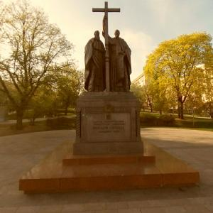 Monument to Saints Cyril and Methodius (StreetView)