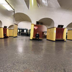 Rizhskaya Station (StreetView)