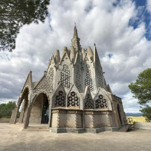 Sanctuary of of the Mare de Déu de Montserrat de Montferri (StreetView)
