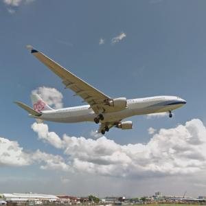 China Airlines Airbus A330-302 [B-18317] (StreetView)