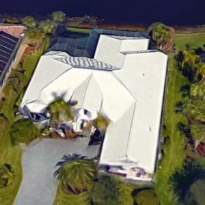 Ken Cuccinelli's House (Google Maps)