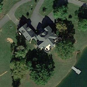 Dwayne Johnson's House (Google Maps)