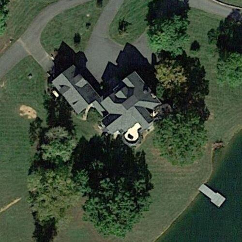 Dwayne Johnson S House In Gordonsville Va Google Maps