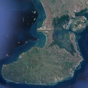 Bukit Peninsula (Google Maps)