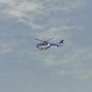 Eurocopter EC135-P2+ {Saitama PD} [JA310A] (StreetView)