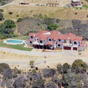 Bella Thorne's House (Google Maps)