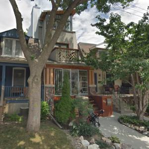 Jordan Peterson's House (Google Maps)
