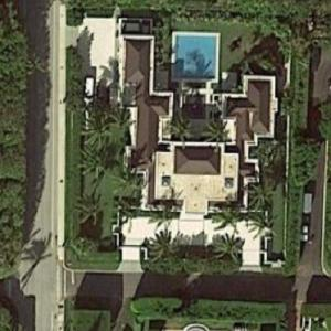 Carlo and Margaret Bilotti's House (Google Maps)