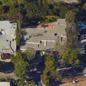 Sherwood Schwartz's House (Google Maps)