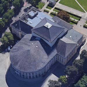 Theater Saarbrücken (Google Maps)