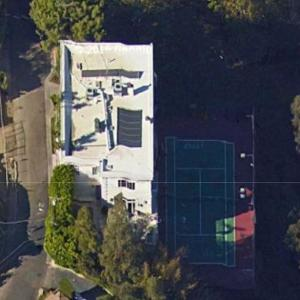 Ramin Simantob's House (Google Maps)