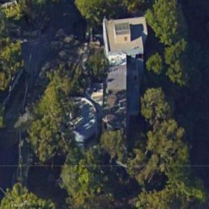 John Gebbia's House (Google Maps)