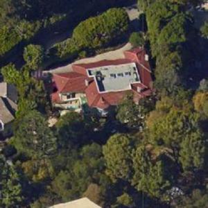 Jakob Katz's House (formerly Marlene Dietrich's) (Google Maps)