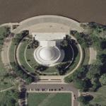 Jefferson Memorial (Google Maps)
